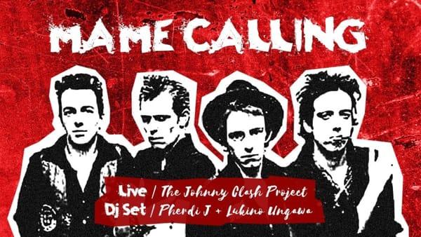 Mame Calling - punk'n'roll night-2