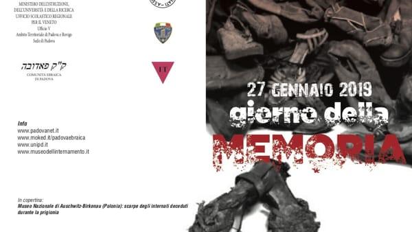 Giorno della memoria iniziative Padova