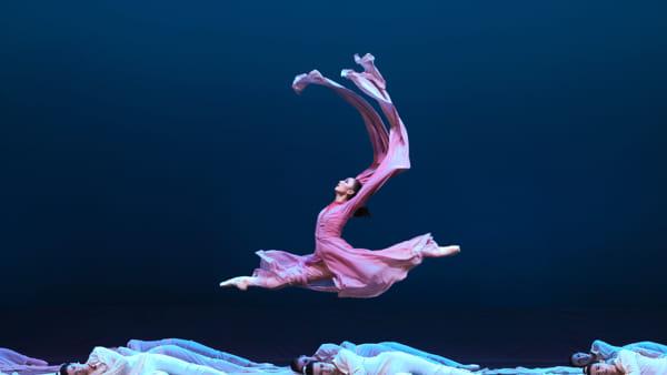 """""""Liang e Zhu: i Romeo e Giulietta che diventano farfalle e altri racconti"""", danza al Verdi"""
