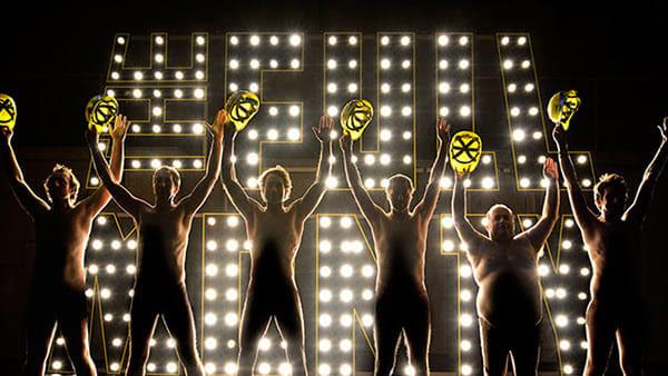 """The full monty"", musical al gran teatro Geox"