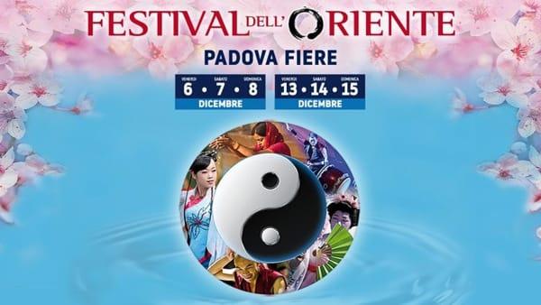Festival dell'Oriente alla Fiera di Padova