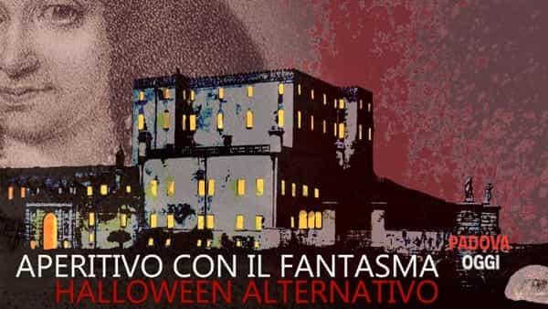 """""""Aperitivo con il fantasma"""", Halloween al Catajo tra degustazioni, spettacoli e visite guidate"""