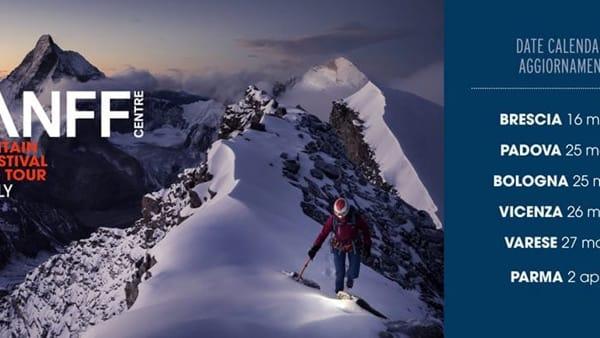 Banff mountain film Festival a Padova, cinema dedicato alla montagna e all'avventura all'MPX
