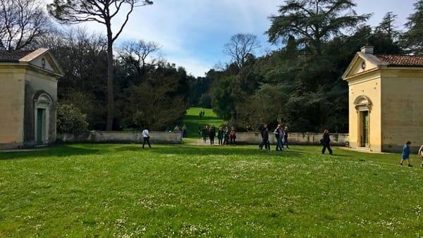 Primavera al parco di Frassanelle di Villa Papafava a Rovolon: l'evento del 25 aprile