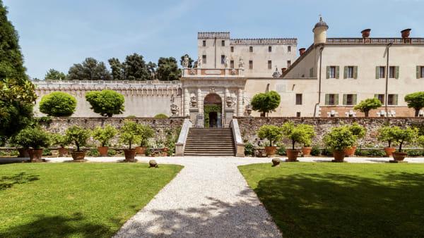castello del catajo foto primavera 2020-2