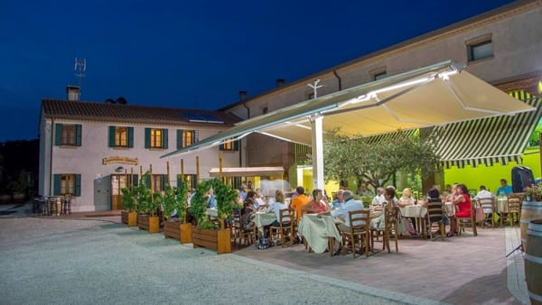 """""""Solstizio d'estate"""" serata enogastronomica all'aperto all'azienda agricola """"La Roccola"""""""