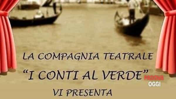 """""""I balconi sul canalazzo"""", teatro dialettale a San Giorgio delle Pertiche"""