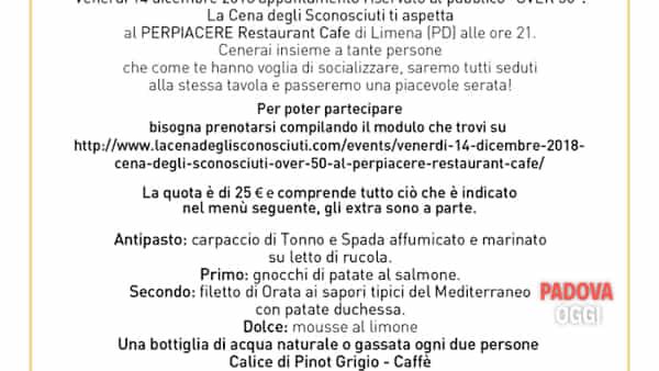 la cena degli sconosciuti - over 50 special edition - al ristorante perpiacere-2