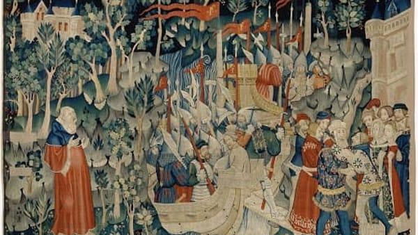 L'evoluzione del paesaggio in pittura dal Medioevo al Settecento, visita guidata ai musei Civici