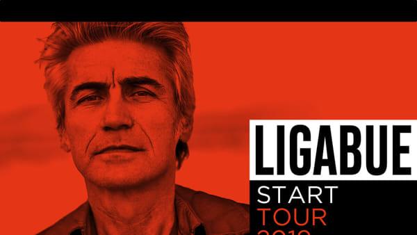 "Ligabue a Padova allo Stadio Euganeo con ""Start tour 2019"""