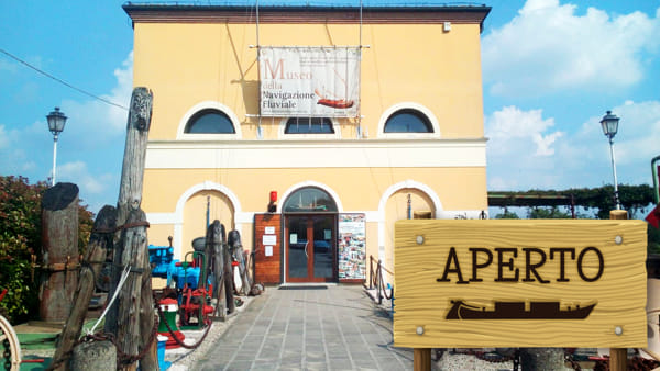 Weekend al museo della navigazione fluviale di Battaglia terme
