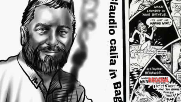 La prima mostra di fumetti a Baghdad la cura un padovano