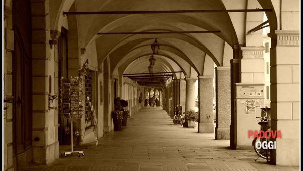 Padova, una città di portici e di ponti