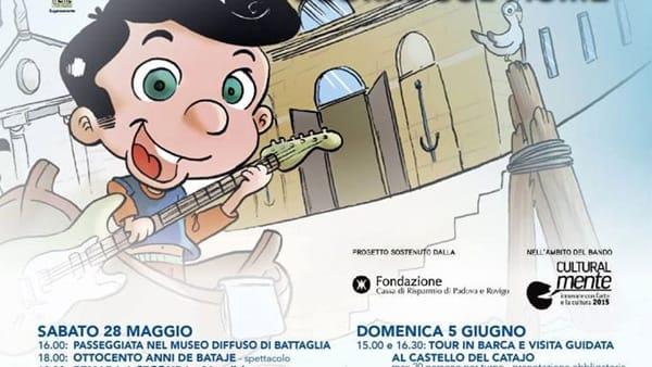 Festival Acque d'Arte a Battaglia Terme