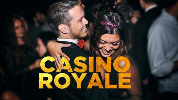 Casino Royale il capodanno al Fishmarket