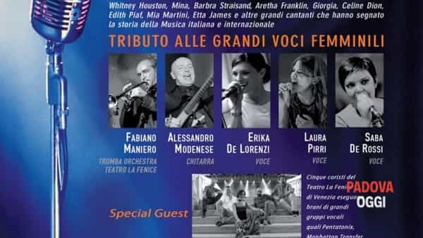 "Movietrio & Friends in concerto con ""Voice"" al Cinema Rex"