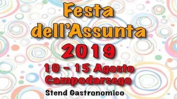 b80c046dc230 Festa dell'Assunta a Campodarsego