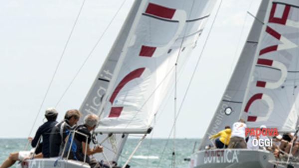 sail for aid 2015, prima edizione della regata, doppia vittoria.-2
