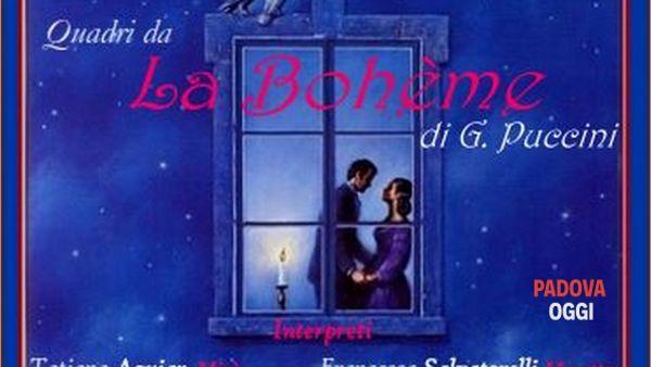 """Circolo della Lirica presenta """"La Bohème"""" di Giacomo Puccini"""