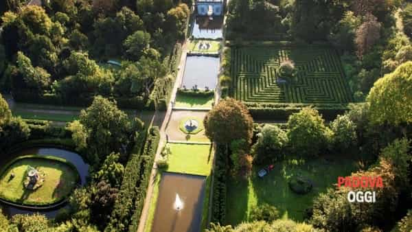 Visita guidata ai giardini di Valsanzibio