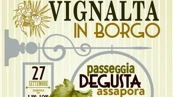 """""""Vignalta in borgo"""" passeggia, degusta assapora tra le vie di Arquà Petrarca"""