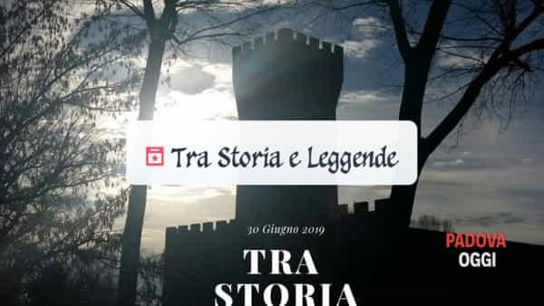 Tra storia e leggende visita guidata al Castello di S. Martino della Vaneza
