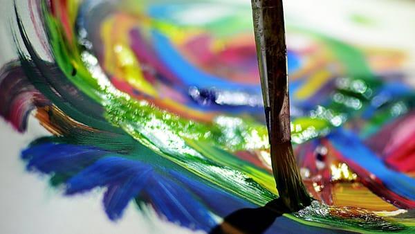Pittura conviviale a Tribano