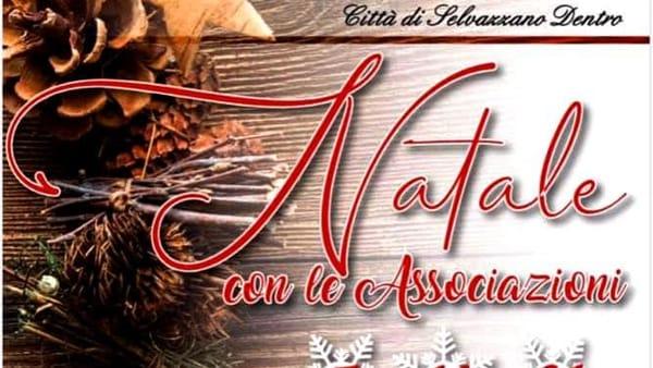 """""""Natale con le Associazioni"""" in piazza al Donatore a Caselle"""