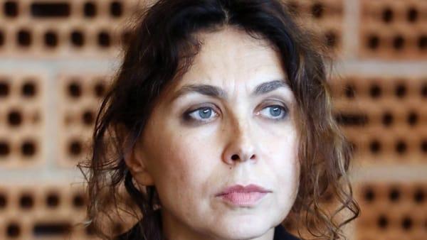 Incontro con Nina Nasilli al circolo unificato dell'Esercito palazzo Zacco Armeni