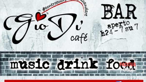 Music, drink, food da GioDi caffè a San Giorgio in Bosco