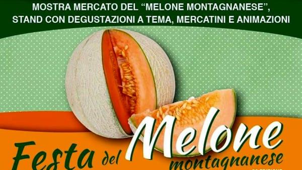 Festa del melone a Montagnana