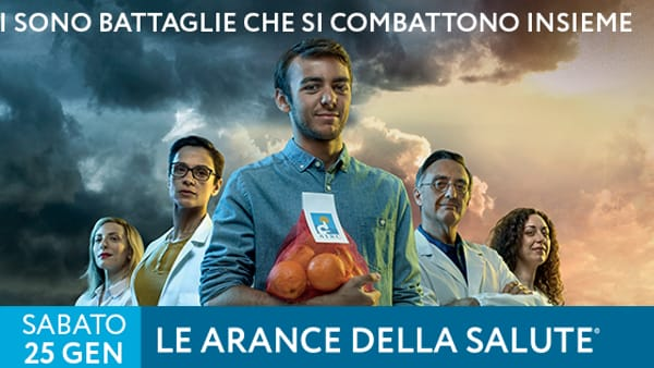 Arance della salute AIRC a Padova e provincia: una piccola donazione che può fare molto