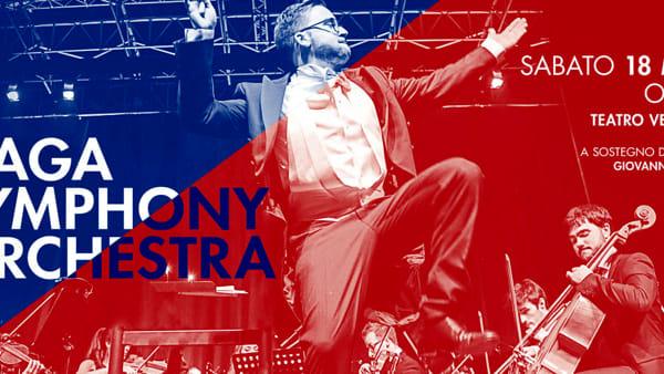 Gaga Symphony Orchestra al Verdi per la fondazione Giovanni Celeghin onlus