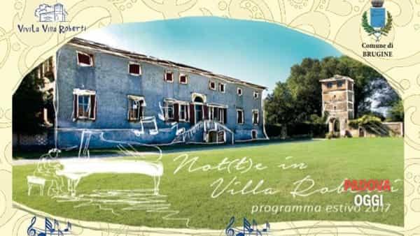 """""""In viaggio con JS Bach tra i gioielli artistici"""", concerto a Villa Roberti"""