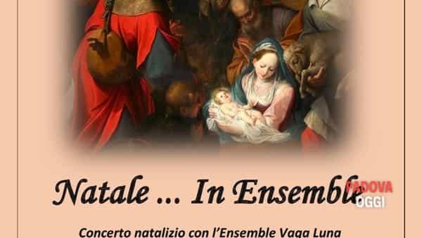 """""""Natale... In Ensemble"""", concerto natalizio alla chiesa di San Marco Evangelista"""