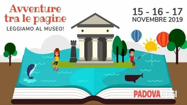"""""""Avventure tra le pagine"""", leggiamo al museo di storia della medicina in Padova"""