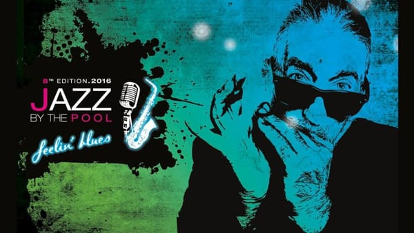 """Jazz By The Pool a Montegrotto con Fabio Treves & Alex """"Kid"""" Gariazzo"""