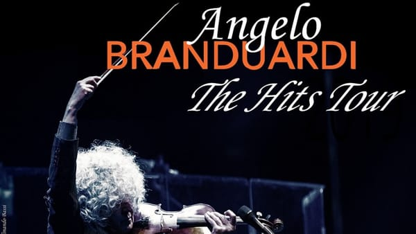 Angelo Branduardi live al Gran Teatro Geox