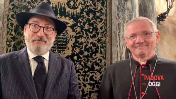 """Dalla giustizia all'ambiente, il messaggio """"politico"""" di Vescovo e Rabbino"""