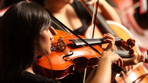 """Orchestra Giovanile del Veneto """"La notte di Halloween"""" al Teatro La Perla"""