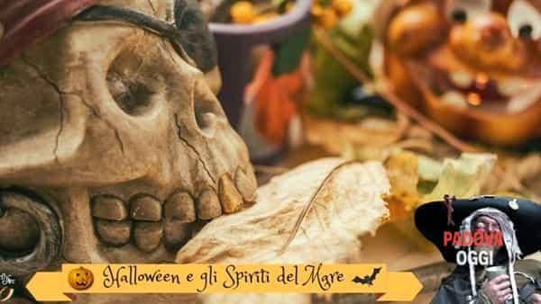 Halloween e gli spiriti del mare al Bosco delle Fate