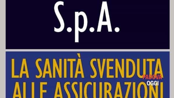 """""""Salute spa"""": incontro con gli autori Francesco Carraro e Massimo Quezel alal Feltrinelli"""