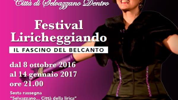 """""""Il fascino del Belcanto"""", concerto lirico strumentale a Selvazzano"""