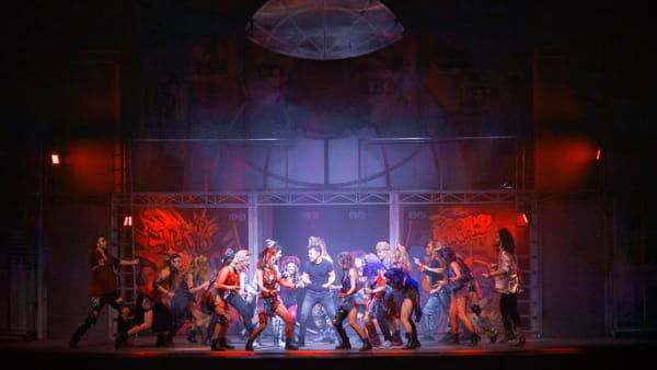 """We Will Rock You – the Musical"" al Gran Teatro Geox"