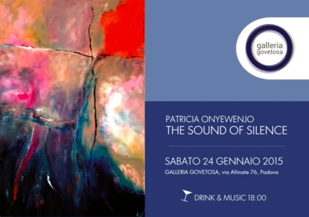 "Patricia Onyewenjo ""The sound of silence"""
