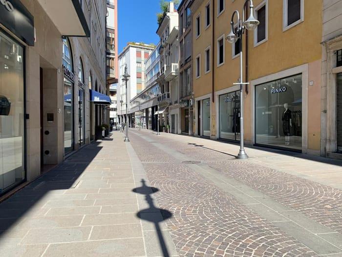 Coronavirus: le foto di Padova e la sua Provincia