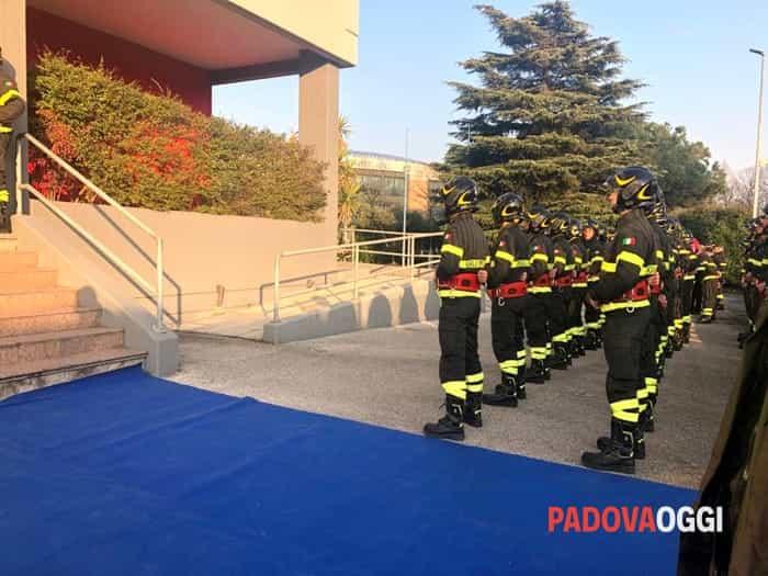 Intitolata la caserma dei vigili del fuoco a Francesco Manzella