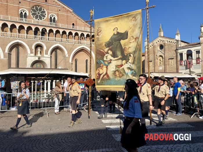 Sant'Antonio, la processione