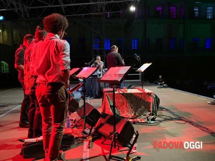 Paolo Fresu & Clacson Small Orchestra al castello Carrarese