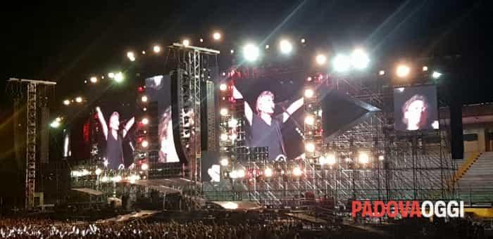 Ligabue a Padova, le foto del live allo Stadio Euganeo